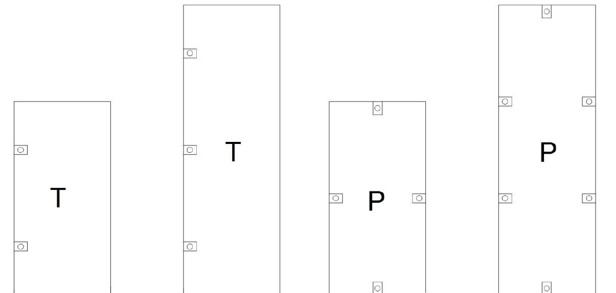 Transpofix | Beispiele Platzierung Lichtmasten